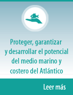 Protect, secure and develop the potential of the Atlantic marine and coastal environment