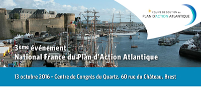 3ème Evénement National France du Plan d'Action Atlantique
